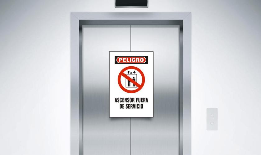 Amsa los riesgos de un ascensor sin un buen plan de for Ascensores unifamiliares sin mantenimiento