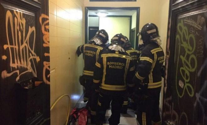 Accidentes de ascensor en Madrid