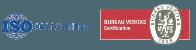 Certificado Iso 9001 & Bureau Veritas