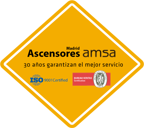 Amsa - Ascensores Madrid